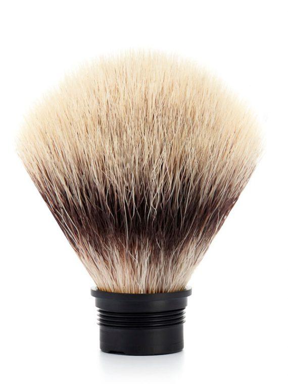 Scheerkwast kop (Silvertip Fibre) - Maat L