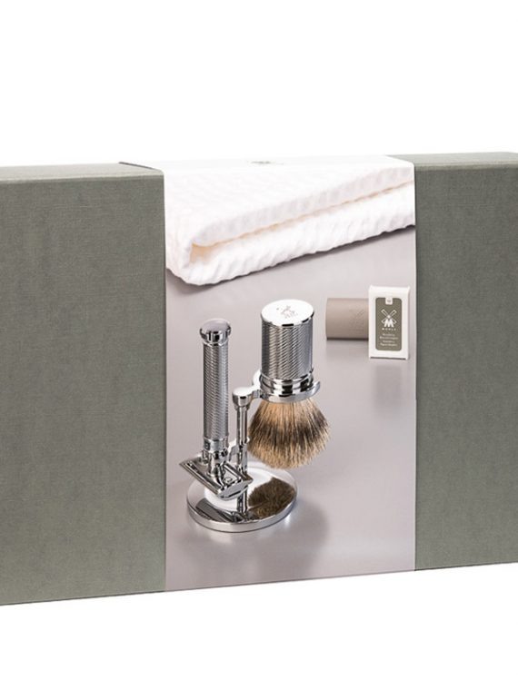 MÜHLE Giftbox Traditional Chroom