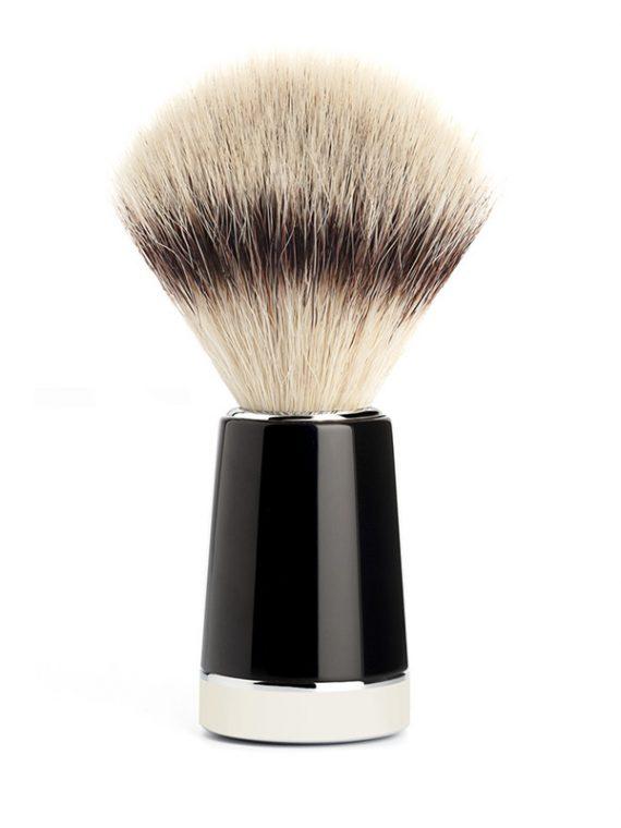 Scheerkwast (Fibre®) Maat M - Zwart