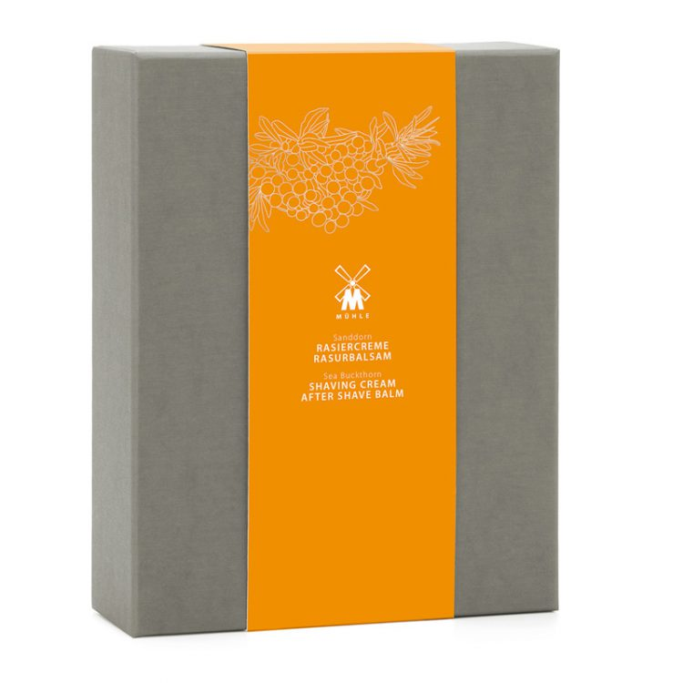 MÜHLE Giftbox Sea Buckthorn