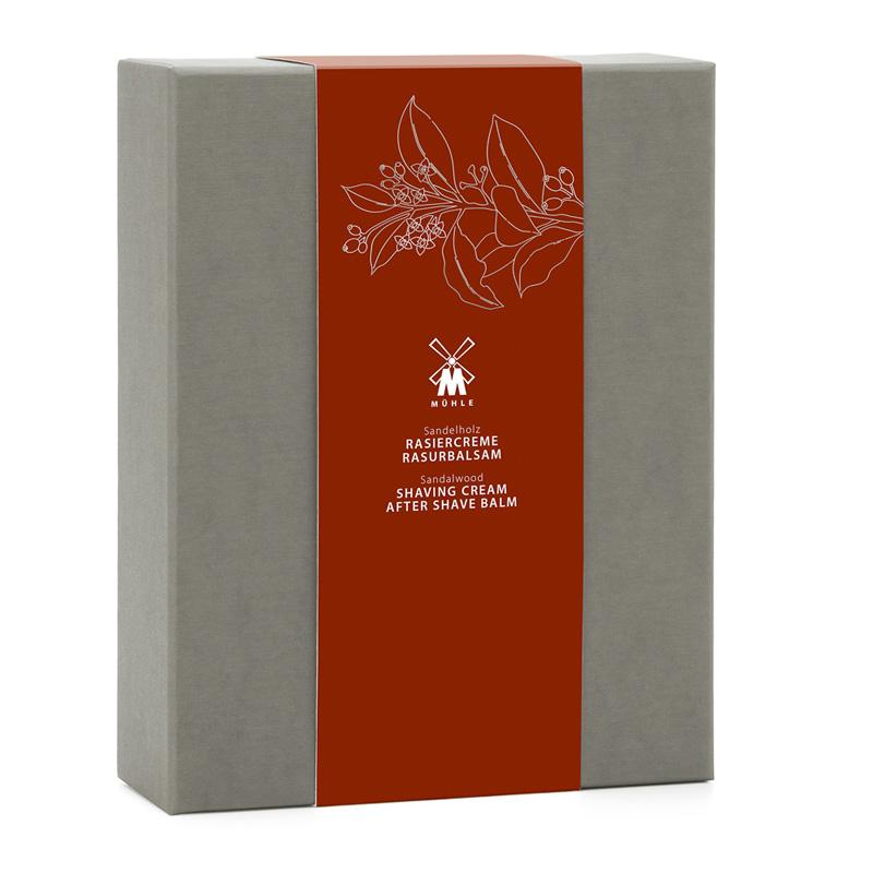 MÜHLE Giftbox Sandalwood