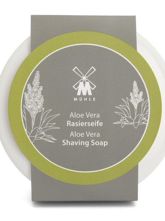 Aloe Vera Scheerzeep 65g