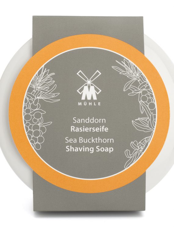 Sea Buckthorn Scheerzeep 65g