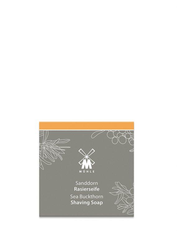Sea Buckthorn Scheerzeep 65g - Navulverpakking -